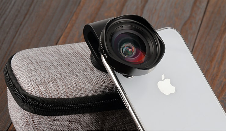 Handy-Objektiv