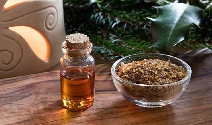 Myrrhe ätherisches Öl
