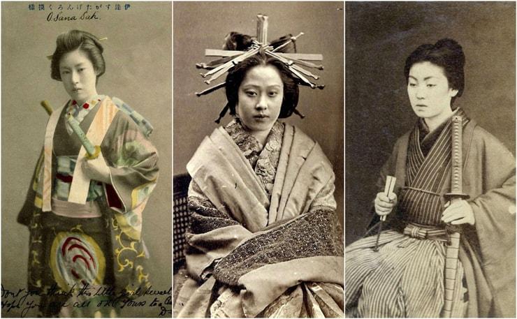 Samurai-Frauen