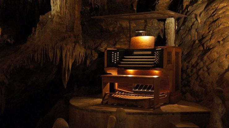 Stalaktiten-Orgel