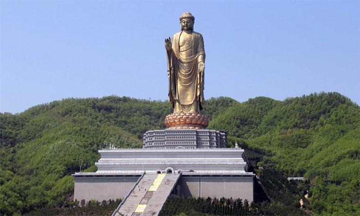 Zhongyuan Buddha Statue