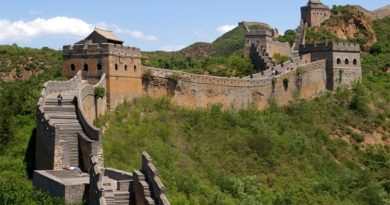 10 interessante Fakten über die Chinesische Mauer