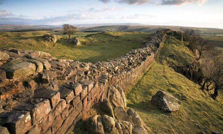berühmtesten Mauern