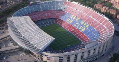 Top 10 der größten Fußballstadien der Welt