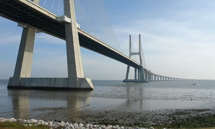 Top 10 der längsten Brücken der Welt über Wasser