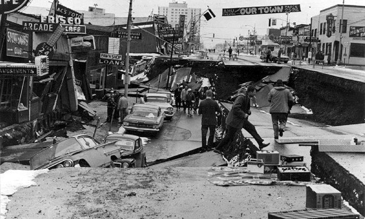 Top 10 der stärksten Erdbeben des XX - XXI Jahrhunderts
