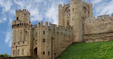 Top 10 gut erhaltene mittelalterliche Burgen in England
