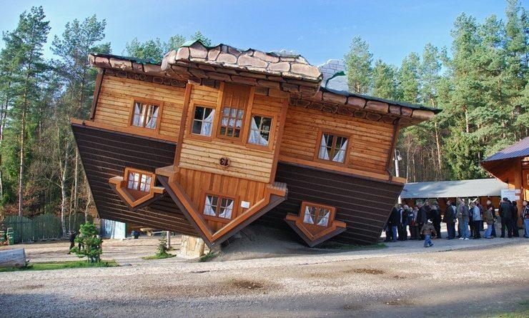 Top 10 seltsame und ungewöhnliche Häuser
