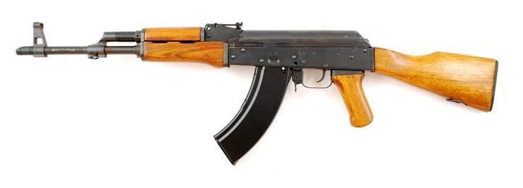 10 beliebtesten Schusswaffen der Welt - AK-47