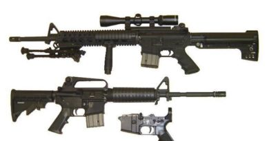 10 beliebtesten Schusswaffen der Welt - AR-15 Gewehr