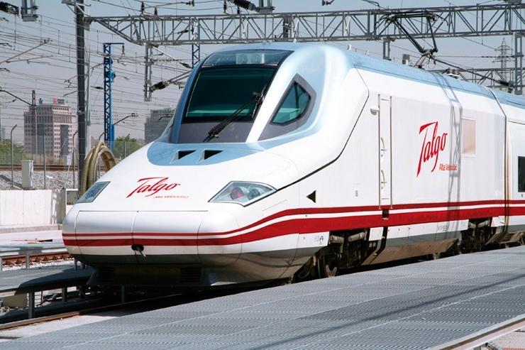 AVE-350 Talgo