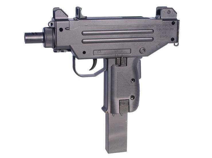 10 beliebtesten Schusswaffen der Welt - Maschinenpistole Uzi