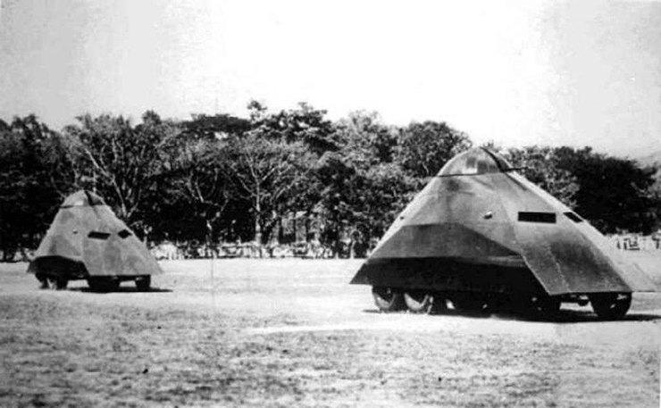 Panzerwagen Tortuga