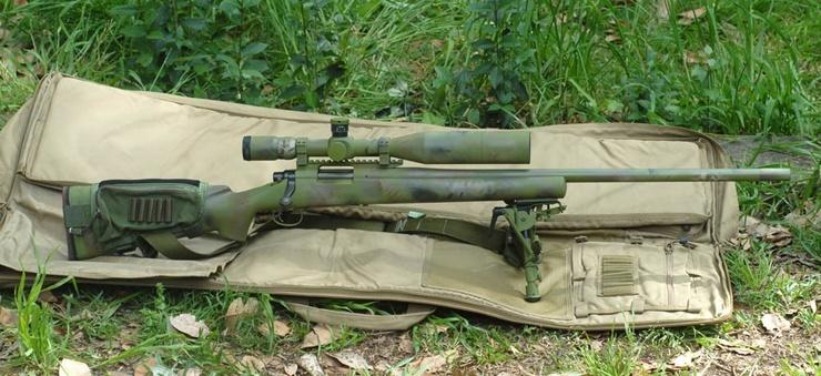 10 beliebtesten Schusswaffen der Welt - Remington 700