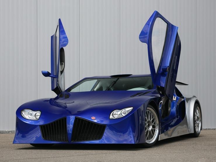 Top 10 der hässlichsten Autos der Welt - Weber Faster One