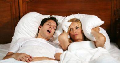 Schlafgeräusche