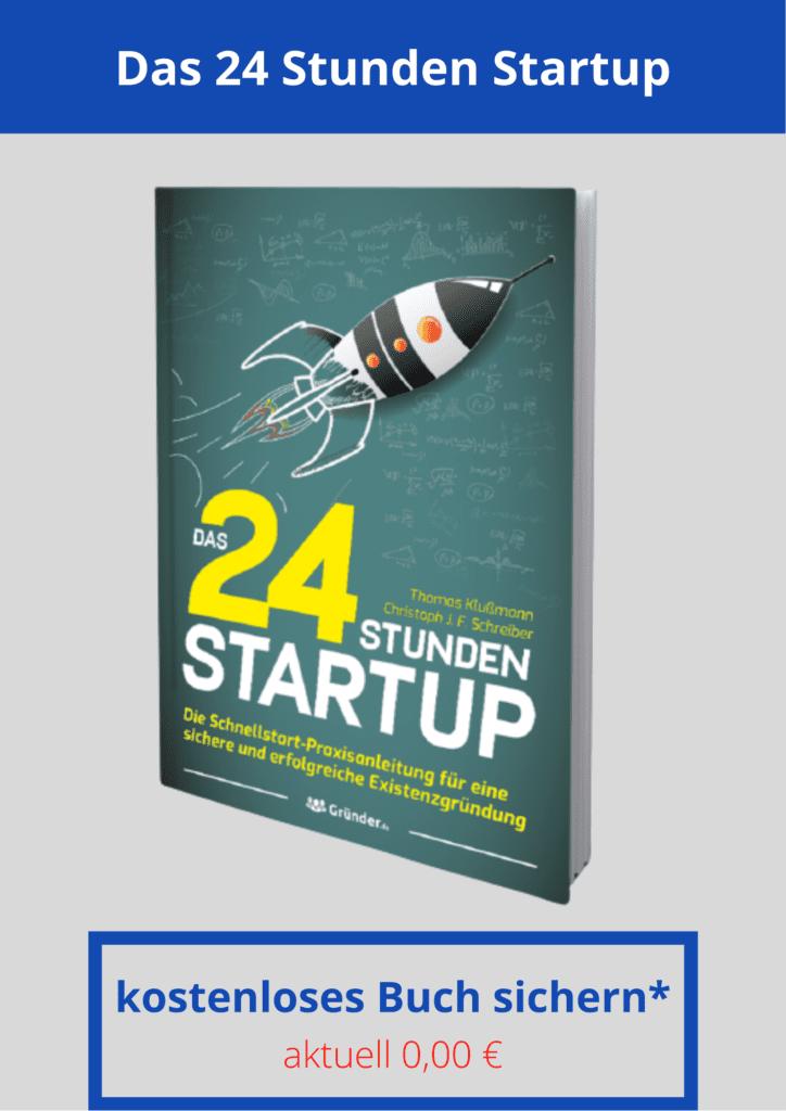 Das 24 Stunden Startup