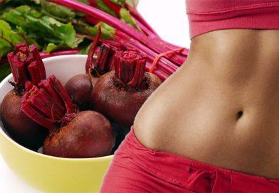Rübensaft und Diät