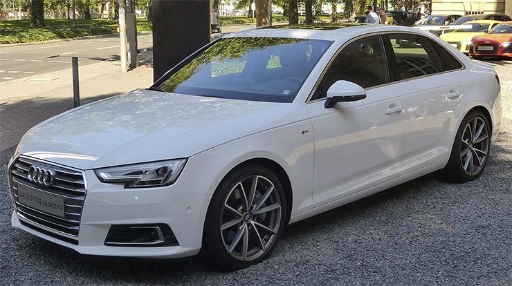 Audi A4-B9