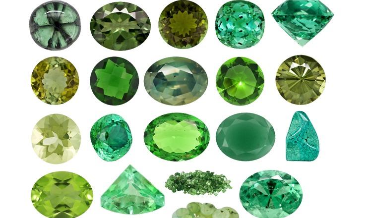 Das Alter der Smaragde